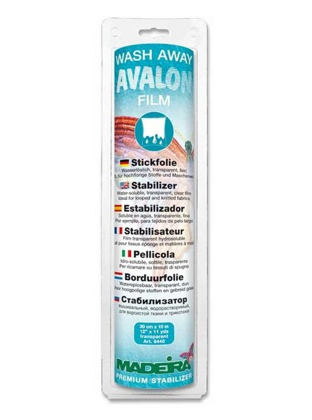 Stabilisateur Madeira wash aways avalon film