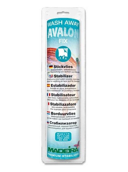 Stabilisateur Madeira wash aways avalon fix