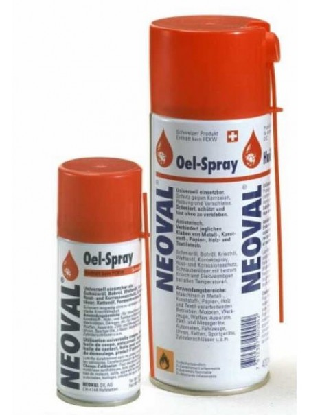 NEOVAL Oil Spray 400ml