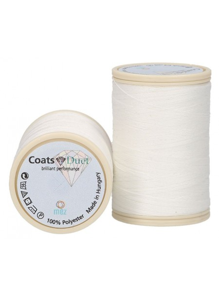 Fil coats polyester 500m col 2000