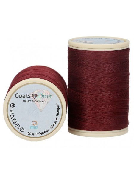 Fil coats polyester 500m col 9106