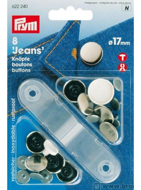 Boutons Jeans Prym 622240