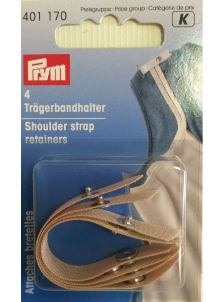 Attaches bretelles Prym 401170